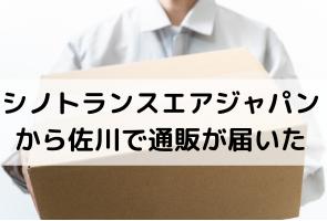 シノトランスエアジャパン